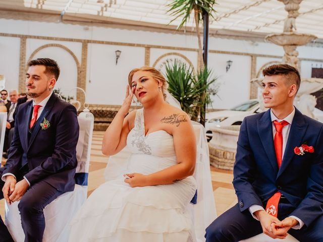 La boda de Fran y Esperanza en Albaida Del Aljarafe, Sevilla 19
