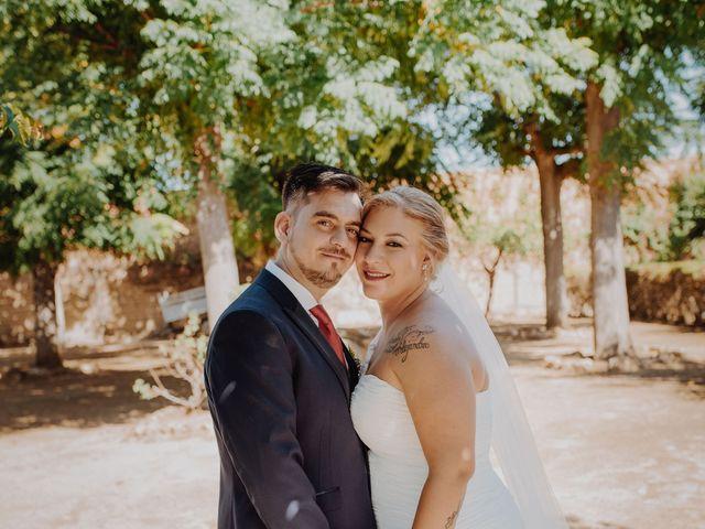 La boda de Fran y Esperanza en Albaida Del Aljarafe, Sevilla 21