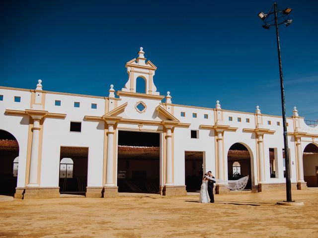 La boda de Fran y Esperanza en Albaida Del Aljarafe, Sevilla 26