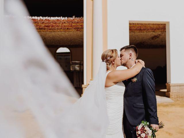 La boda de Fran y Esperanza en Albaida Del Aljarafe, Sevilla 27