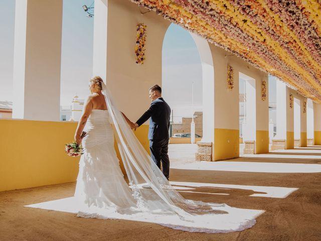 La boda de Fran y Esperanza en Albaida Del Aljarafe, Sevilla 28