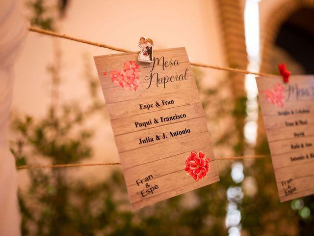 La boda de Fran y Esperanza en Albaida Del Aljarafe, Sevilla 31