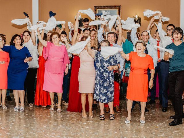 La boda de Fran y Esperanza en Albaida Del Aljarafe, Sevilla 32