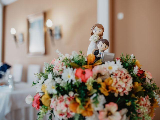 La boda de Fran y Esperanza en Albaida Del Aljarafe, Sevilla 36