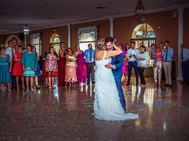 La boda de Fran y Esperanza en Albaida Del Aljarafe, Sevilla 39