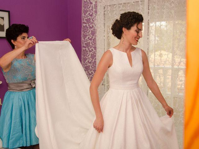 La boda de Antonio y Pilar en Algorfa, Alicante 7
