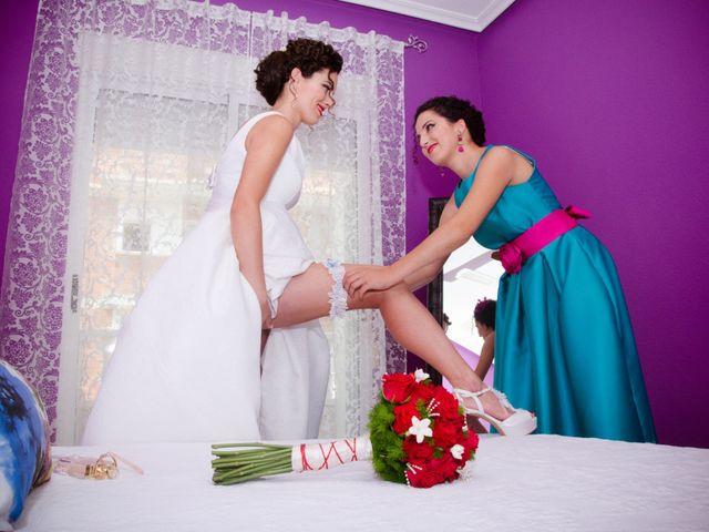 La boda de Antonio y Pilar en Algorfa, Alicante 12