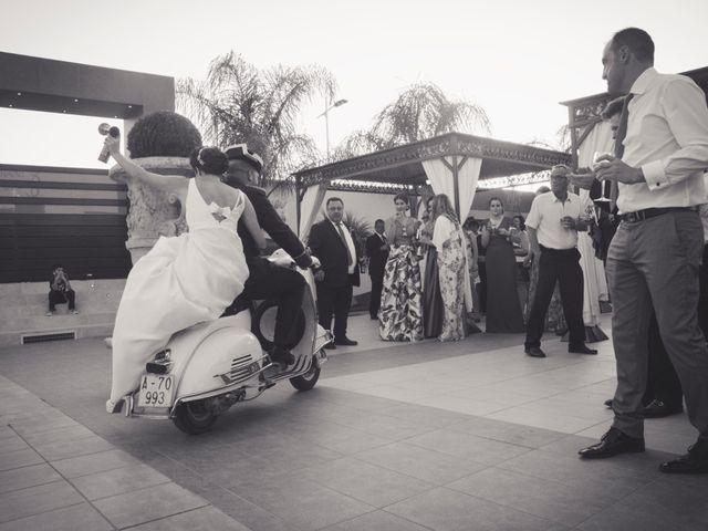La boda de Antonio y Pilar en Algorfa, Alicante 23