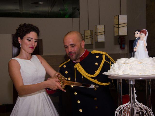 La boda de Antonio y Pilar en Algorfa, Alicante 21