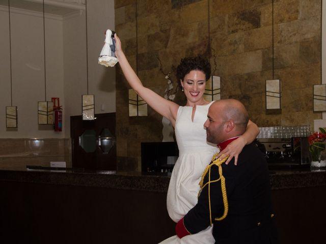 La boda de Antonio y Pilar en Algorfa, Alicante 20
