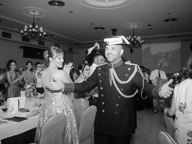 La boda de Antonio y Pilar en Algorfa, Alicante 17