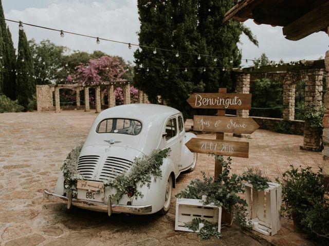 La boda de Marc y Iris en Canet D'adri, Girona 9