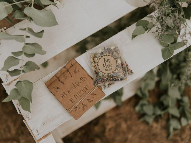 La boda de Marc y Iris en Canet D'adri, Girona 12