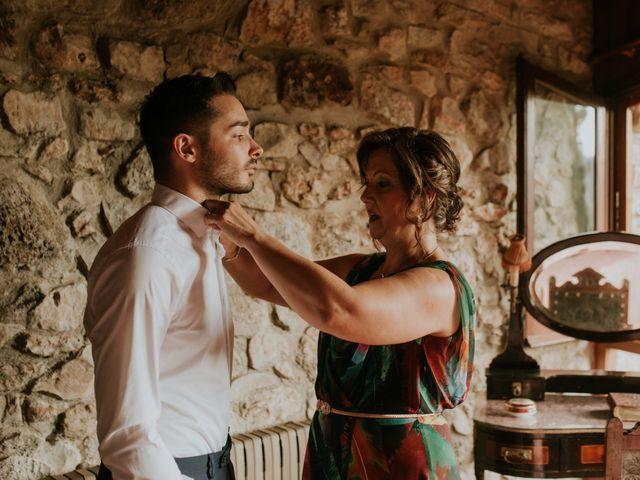 La boda de Marc y Iris en Canet D'adri, Girona 17