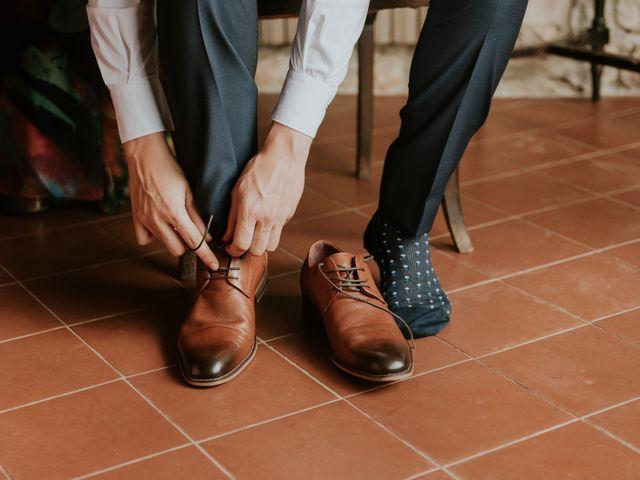 La boda de Marc y Iris en Canet D'adri, Girona 18