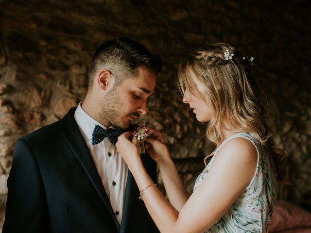 La boda de Marc y Iris en Canet D'adri, Girona 20