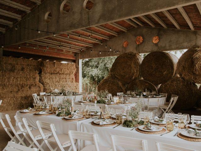 La boda de Marc y Iris en Canet D'adri, Girona 27