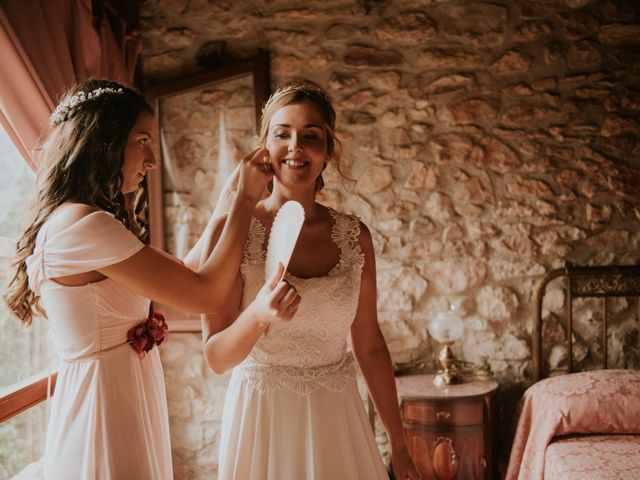 La boda de Marc y Iris en Canet D'adri, Girona 36