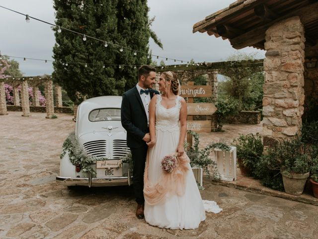 La boda de Marc y Iris en Canet D'adri, Girona 82