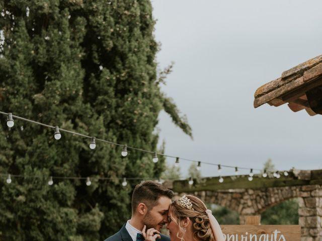 La boda de Marc y Iris en Canet D'adri, Girona 1