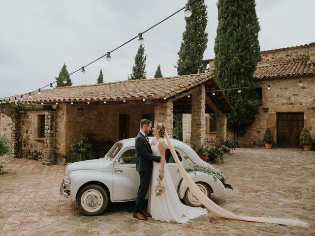 La boda de Marc y Iris en Canet D'adri, Girona 85