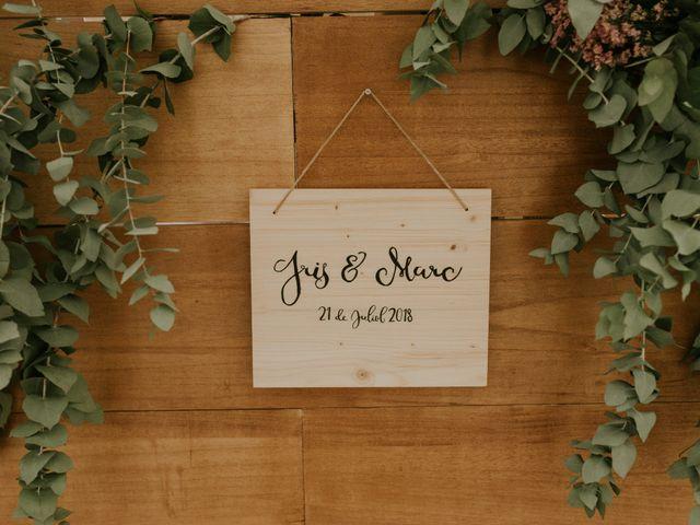 La boda de Marc y Iris en Canet D'adri, Girona 94