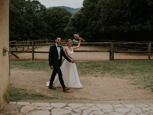 La boda de Marc y Iris en Canet D'adri, Girona 95