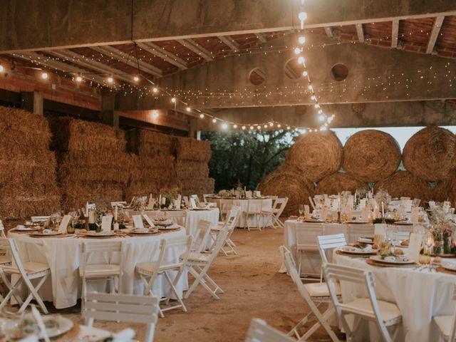 La boda de Marc y Iris en Canet D'adri, Girona 2
