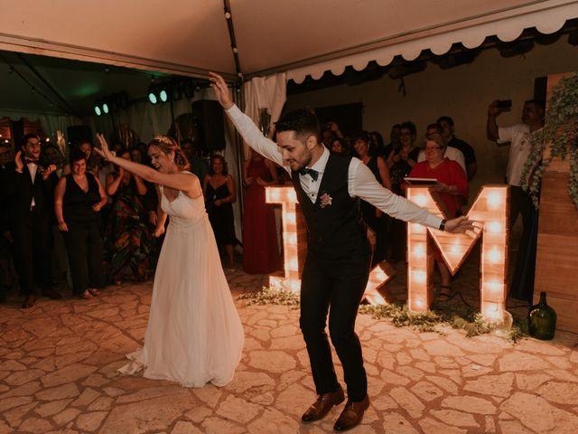 La boda de Marc y Iris en Canet D'adri, Girona 119