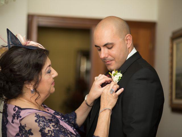 La boda de Alberto y Simona en Ferrol, A Coruña 10