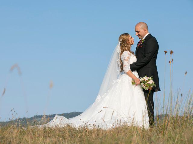 La boda de Alberto y Simona en Ferrol, A Coruña 22