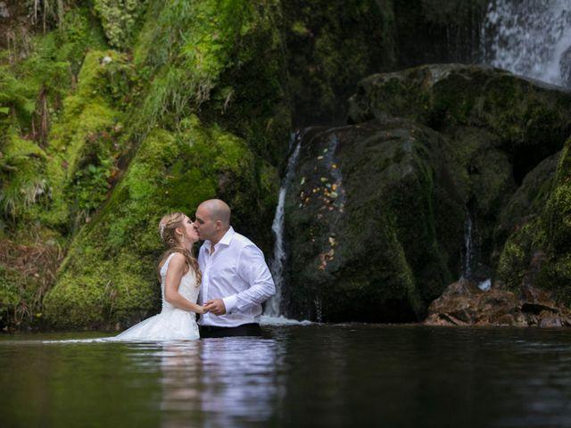 La boda de Alberto y Simona en Ferrol, A Coruña 33