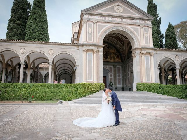 La boda de Christian y Thamara