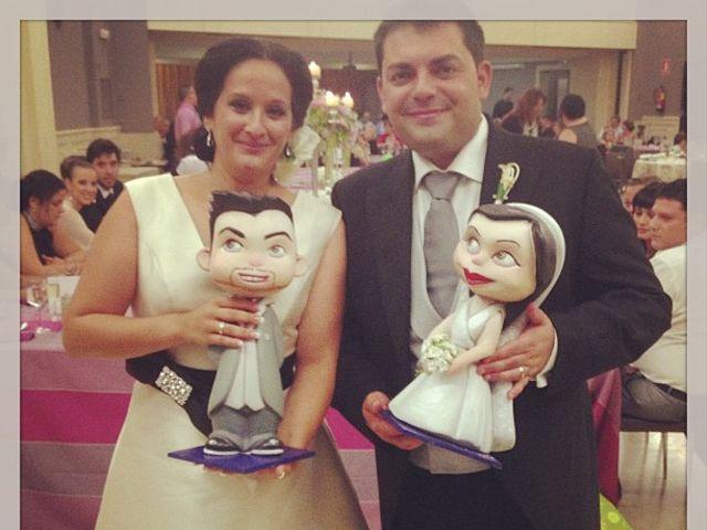 La boda de Macarena y Luis en Valencia, Valencia 1