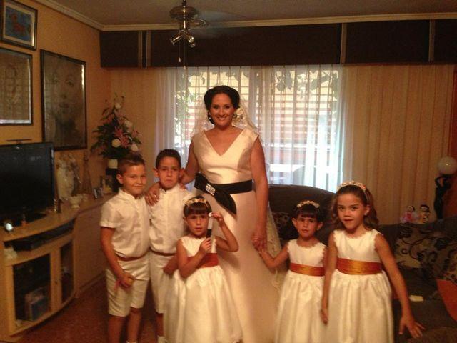 La boda de Macarena y Luis en Valencia, Valencia 5