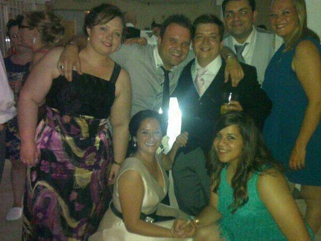 La boda de Macarena y Luis en Valencia, Valencia 6