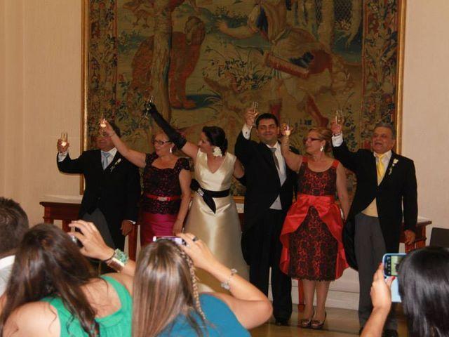 La boda de Macarena y Luis en Valencia, Valencia 8