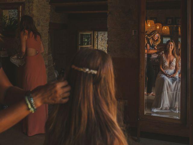 La boda de Alejandro y Marta en Sant Pere Pescador, Girona 39