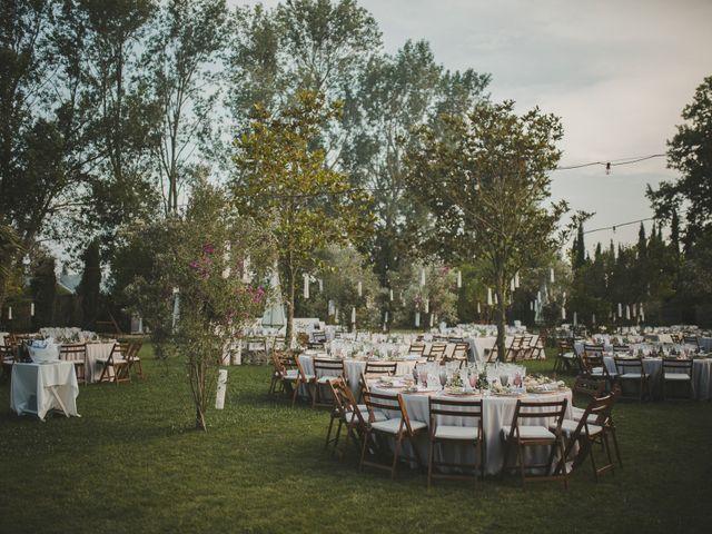 La boda de Alejandro y Marta en Sant Pere Pescador, Girona 81