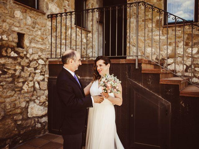 La boda de Pere y Maria en Berga, Barcelona 23