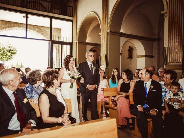 La boda de Pere y Maria en Berga, Barcelona 29