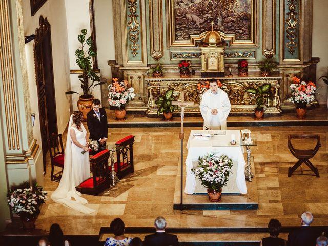 La boda de Pere y Maria en Berga, Barcelona 30