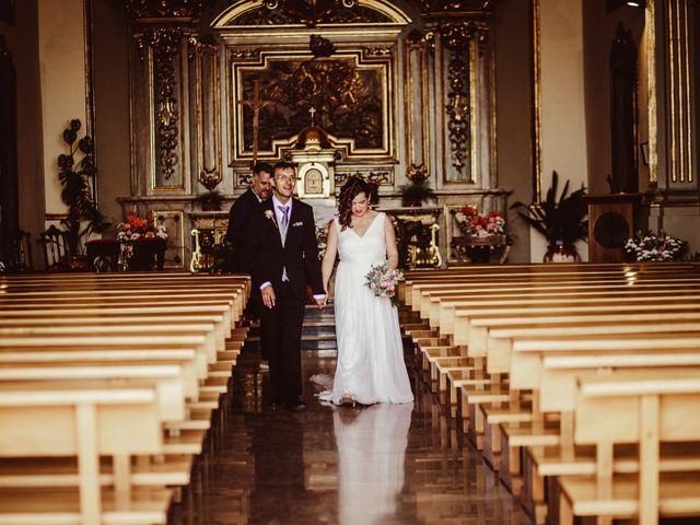 La boda de Pere y Maria en Berga, Barcelona 34
