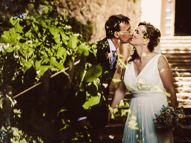 La boda de Pere y Maria en Berga, Barcelona 39