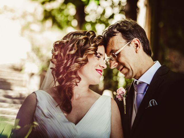 La boda de Pere y Maria en Berga, Barcelona 40