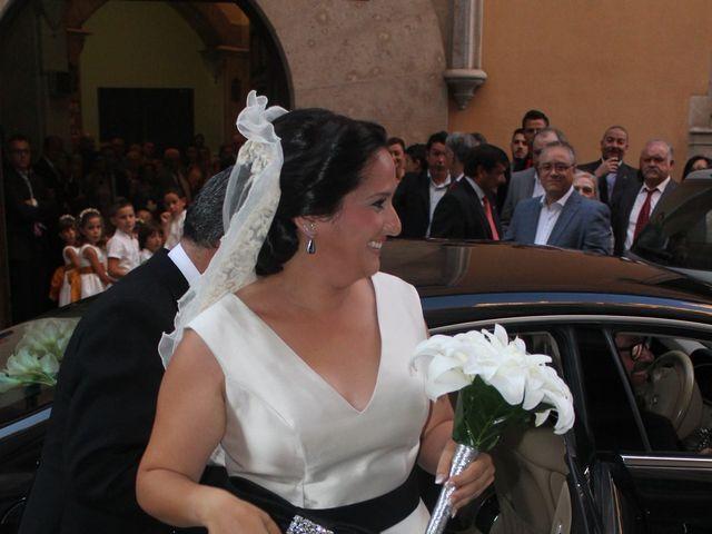 La boda de Macarena y Luis en Valencia, Valencia 12