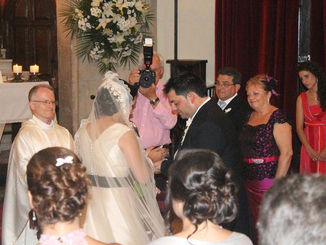 La boda de Macarena y Luis en Valencia, Valencia 16