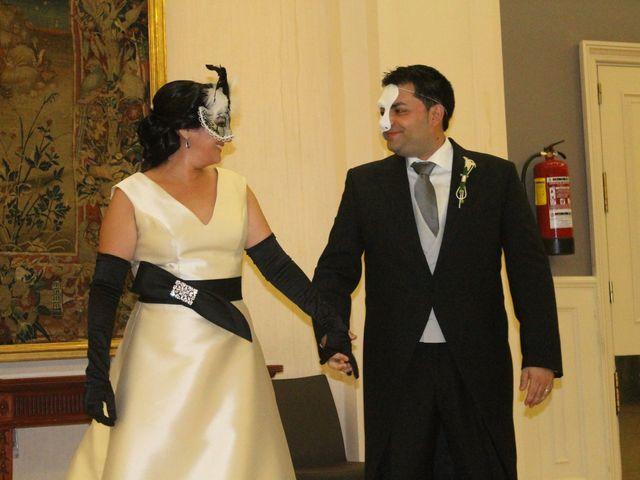 La boda de Macarena y Luis en Valencia, Valencia 17