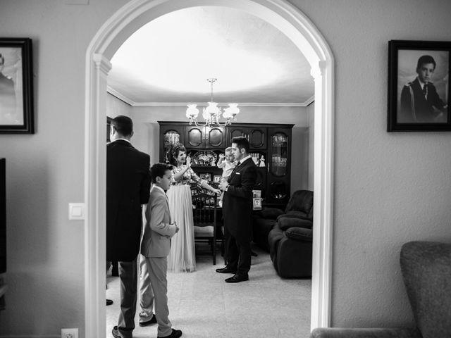 La boda de Mercedes y Jesús en Villafranca De Los Barros, Badajoz 3