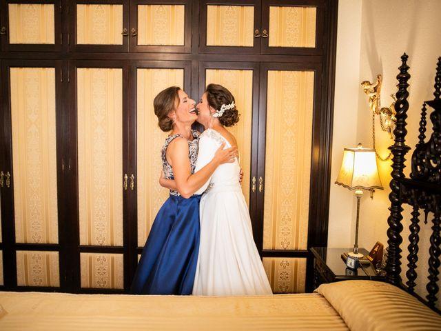 La boda de Mercedes y Jesús en Villafranca De Los Barros, Badajoz 17